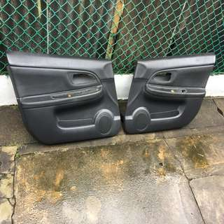 2005, 2006, 2007 Subaru Impreza sedan TS front door panel 1 Pair