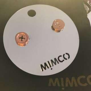 Mimco Button Studs