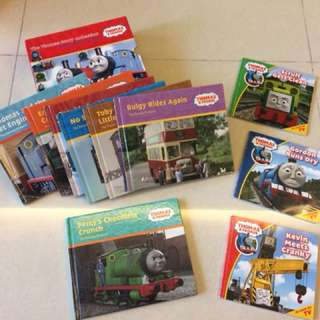 Thomas and friends book series