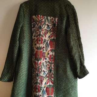 Unique beautiful emerald coat ❤️