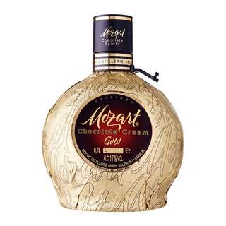 BN Austrian Mozart Gold Chocolate Cream Liqueur 700ml