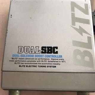 Blitz Boost Controller