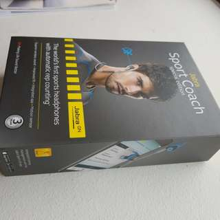 Jabra Sport Coach Special Edition brand new