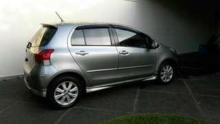 Toyota Yaris s limited tgn 1 harga CASH NO TIPU TIPU