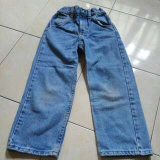 Jeans Preloved(kid-boy)