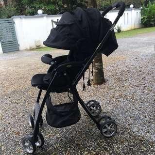 Aprica Stroller (fully recline)