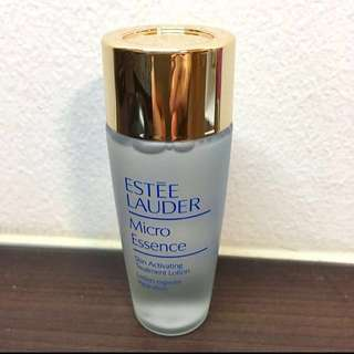 Estee Lauder Micro Essence Skin Activating Treatment Lotion Travel-sized Bottle