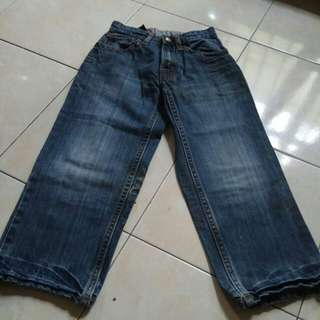 Jeans preloved-kid(boy)
