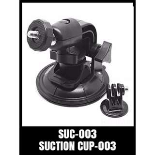 SUC-003 GoPro Suction Cup