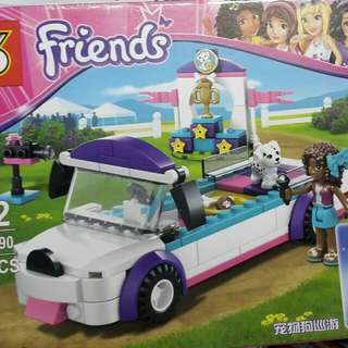 Lego Friends Like Car By Sz