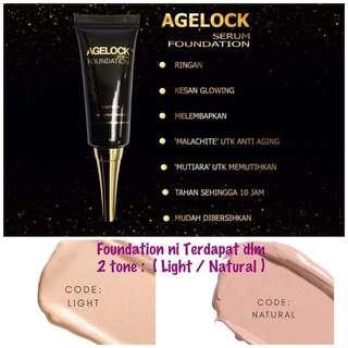 Agelock Serum Foundation