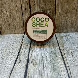 Body butter bbw coco shea cucumber