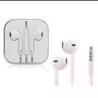 Apple,Android半入耳式耳機