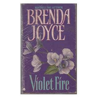 BF: Brenda Joyce - Violet Fire