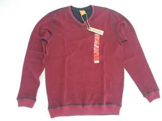 (100% Authentic) Tailor Vintage Maroon Reverseable Sweater
