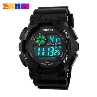 SKMEI Jam Tangan Digital Pria Outdoor Man Original
