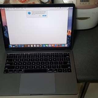 Macbook pro 2016 late 13 inch retina