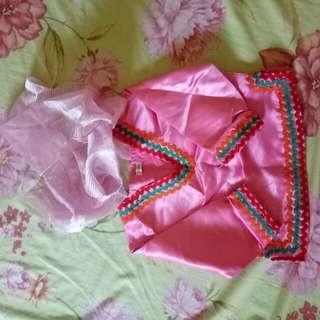 Filipiniana dress kids