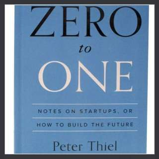 E-book Zero to One
