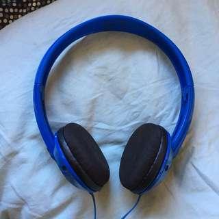 SKULLCANDY UPROAR ON EAR HEADPHONES