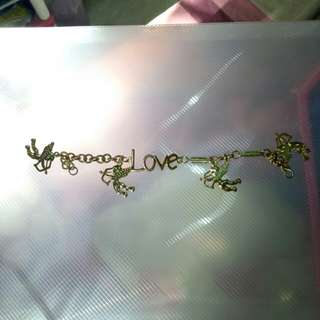 Fancy love bracelet
