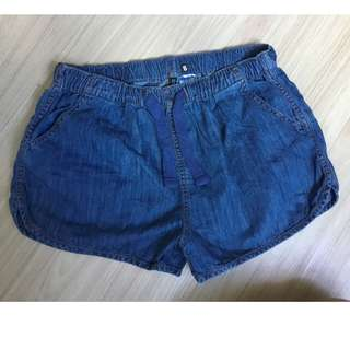 Dolphin Denim Shorts
