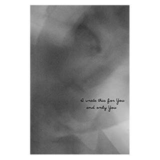 I Wrote This For You and Only You BY Iain Thomas (Author),‎ Jon Ellis (Author, Photographer)