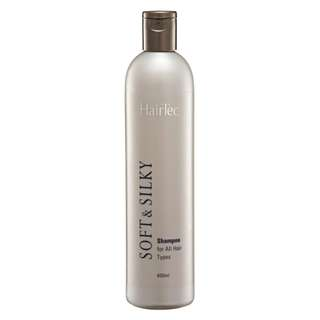 HairTec Shampoo 400ml - Clean & Healthy or Soft & Silky (Concentrated)