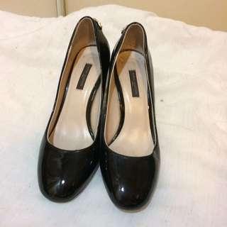 100% authentic Black High Heels