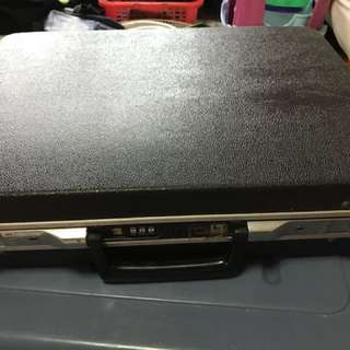 Old style briefcase
