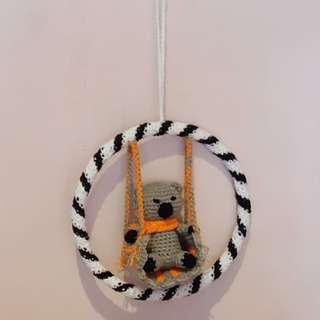Swinging Teddy