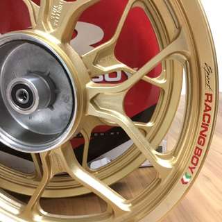 Racing Boy Sport Rim For Spark 135 Only