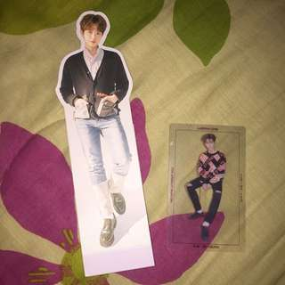 WTT nothing with you jaehwan standee & jinyoung pc