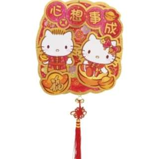 CNY decorations Hello kitty original sanrio