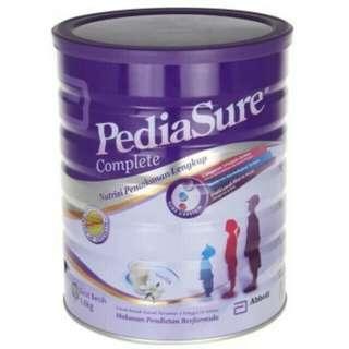 PediaSure Complete 1.6kg (vanilla)