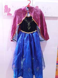 Dress Anna Frozen