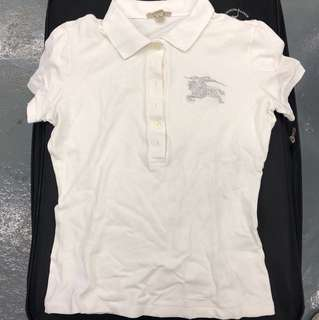 Burberry London polo 襯衫