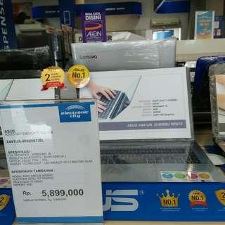 Kredit laptop free 1x angsuran