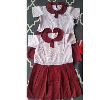 REAL KIDS School Uniform (2 pcs) RM 50