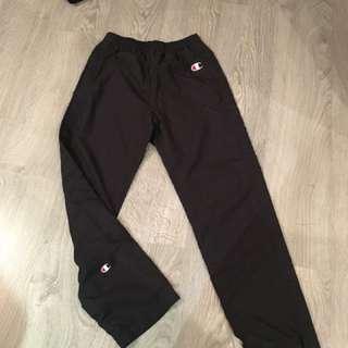 Vintage champion tear-away pants