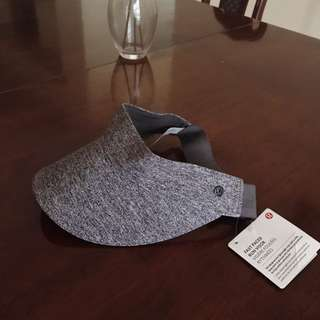 Lululemon Grey Visor