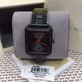 Authentic MK watch free shipping