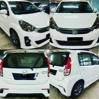 Perodua Myvi se1.5A(2014)SAMBUNG BAYAR