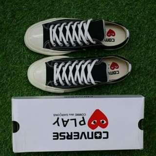 Sepatu Converse 70s x CDG Like Original