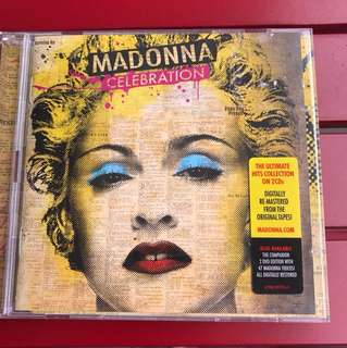CD - Madonna 2 CDs collection
