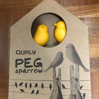 Qualy Peg Sparrow