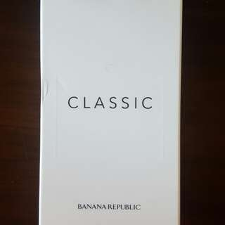 Auth Banana Republic Classic Eau De Perfume 50ML