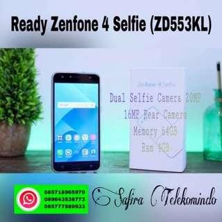 promo 0% Asus Zenfone 4 Selfie