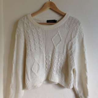 Mink Pink Knit Sweater