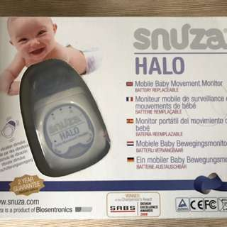 Snuza Halo baby movement monitor and breathing monitor